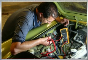 auto electrical system repair forney tx