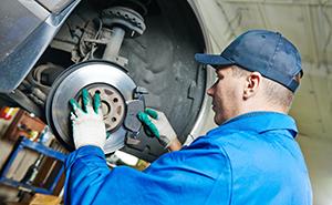brake service forney tx
