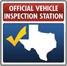 vehicle inspection forney tx